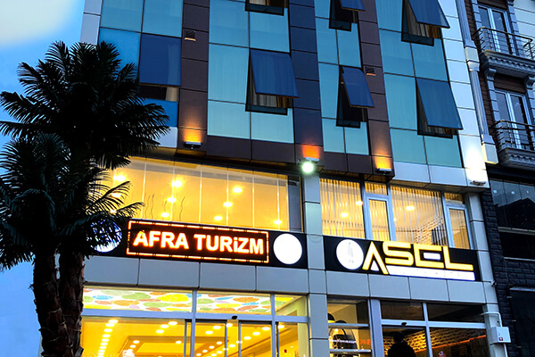 Asel Suite Hotel 1